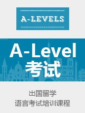 A-Level一对一辅导课程