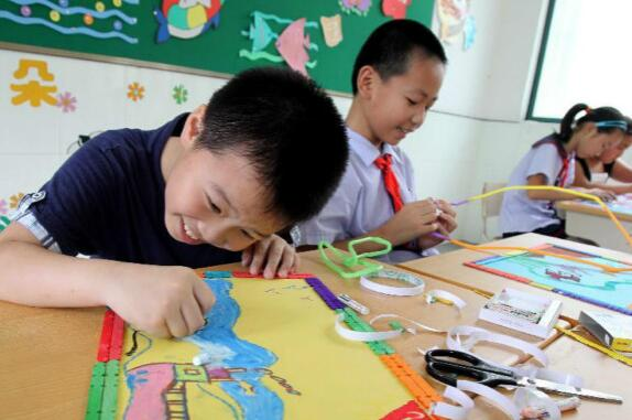 """打造孩子""""道德摇篮"""" 常州建成135个学校少年宫"""
