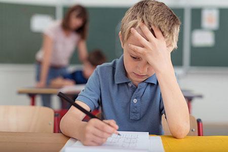 期末临近:孩子有这个坏习惯,考试100%考不好