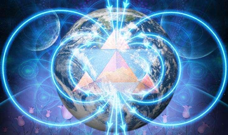 在高频率的电振荡中,磁电互变甚快,能量不可能全部返回原振荡电路