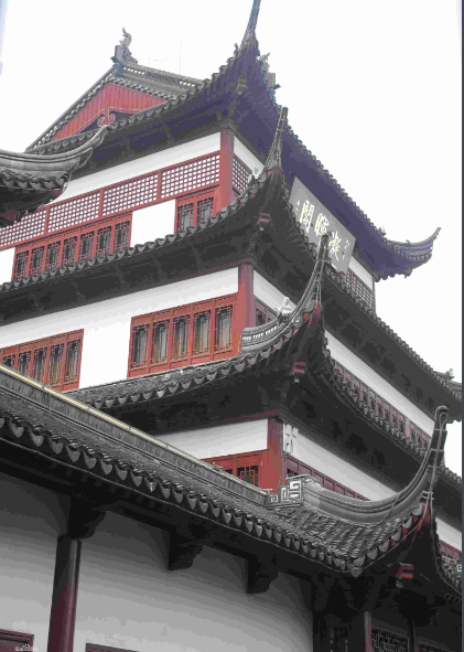 古代的人们匠心独运,为我们留下了很多古建筑,这些古建筑已经成为知名