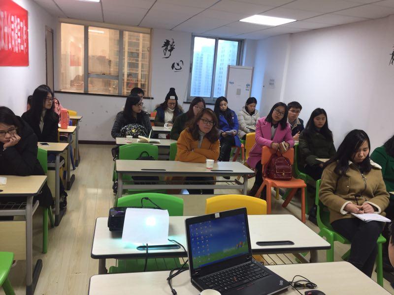 英语组教研