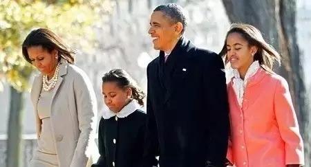 奥巴马写给女儿的信