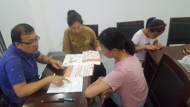 学大教育与公安局杏花岭分局联合举办了社区子女开学收心活动