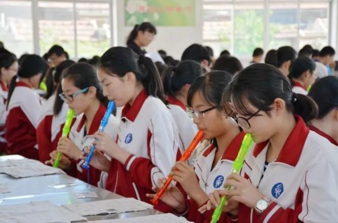 南宁教育局此次就音乐、美术列入中考成绩公开征求意见