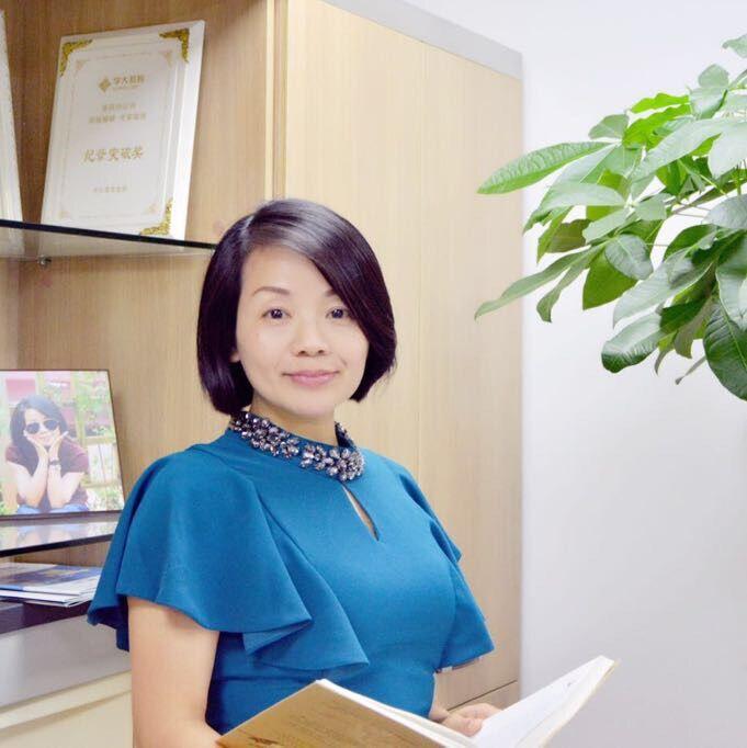 南昌学大教育总经理王卫萍女士