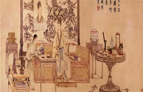 溪张岱_古典文学【柳敬亭说书-张岱-明文-古文观止】