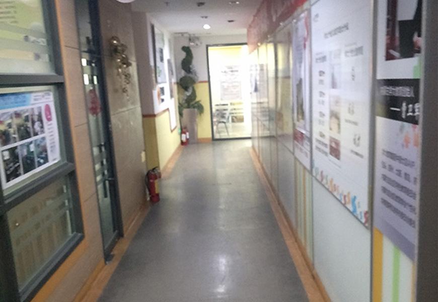 香港花园校区-学习环境