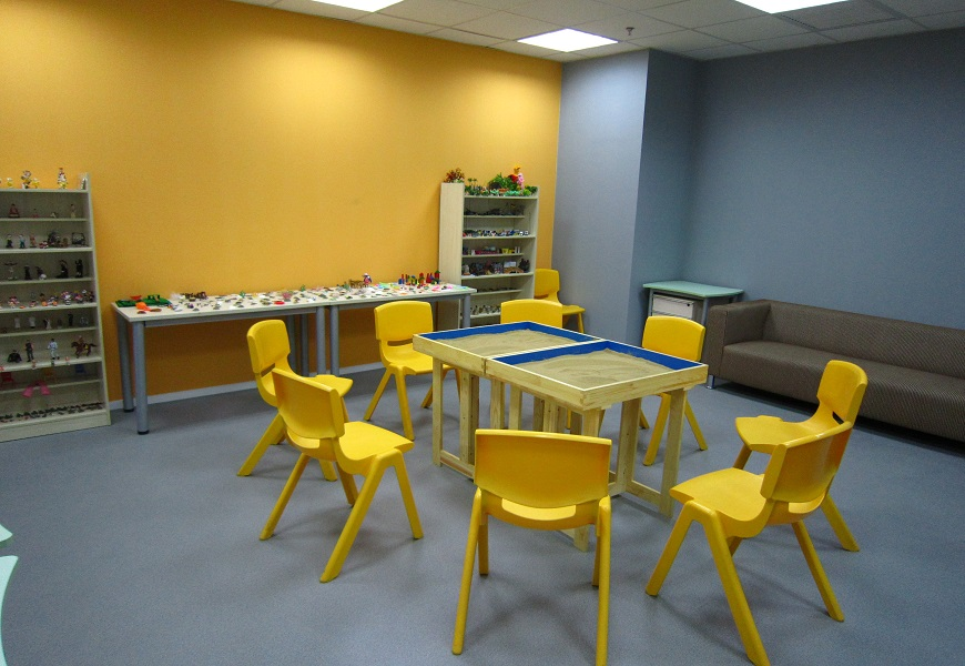 金台学习中心-学习环境