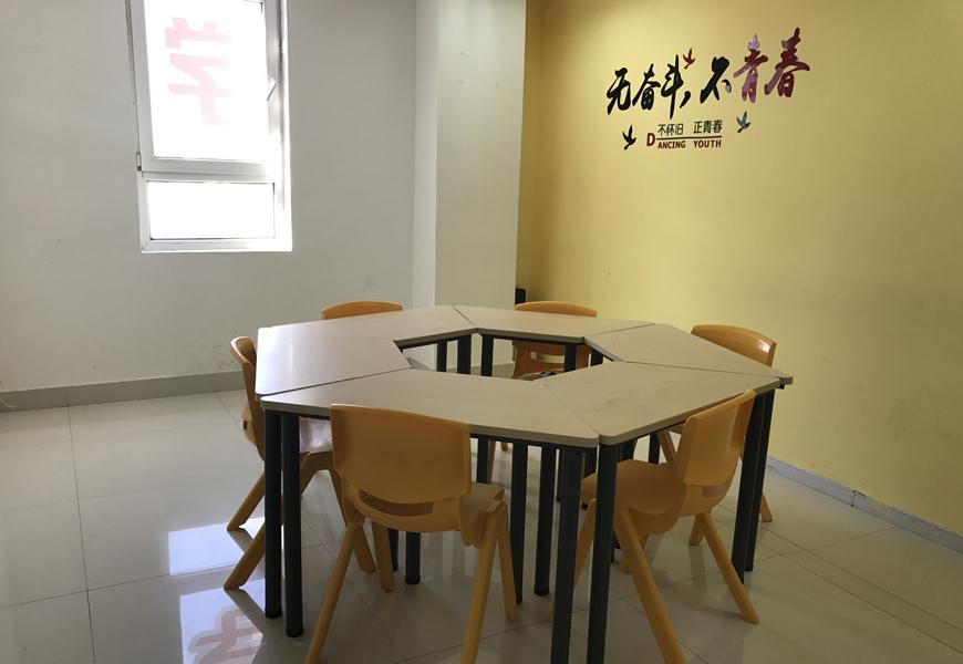 临河阳光新都学习中心-学习环境