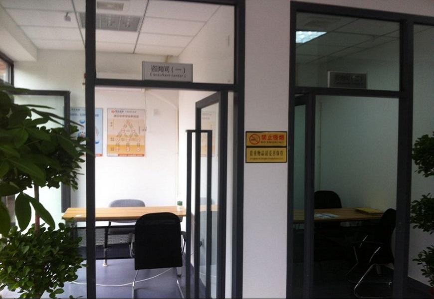 蒙自南湖学习中心-学习环境