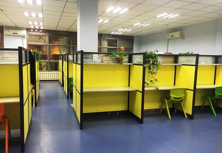 小树林学习中心-学习环境