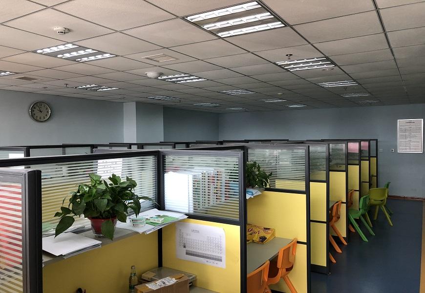 中央峰景学习中心-学习环境