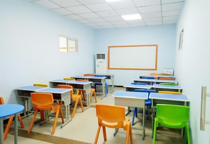 良乡学习中心-学习环境