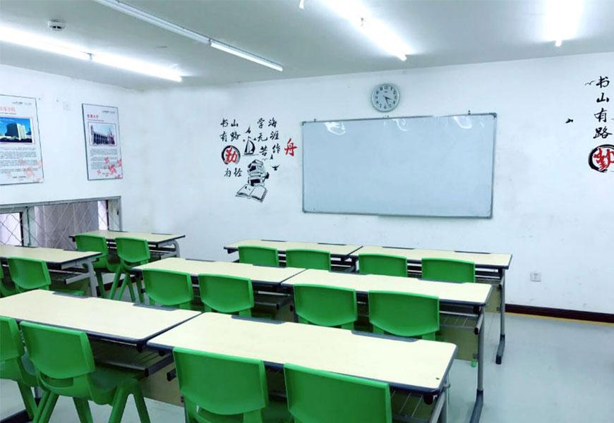 健康新城学习中心-学习环境