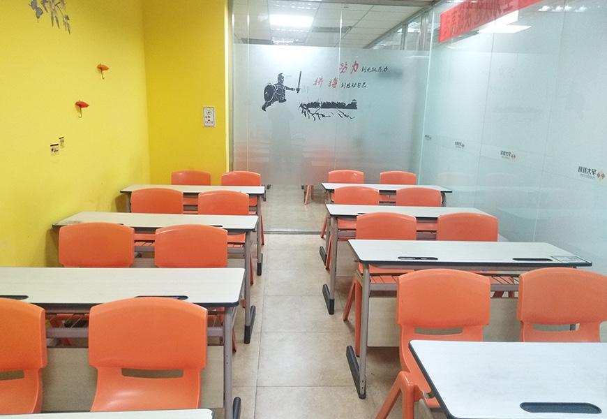 五角场学习中心-学习环境
