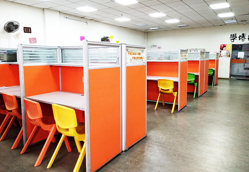 青年路学习中心-学习环境