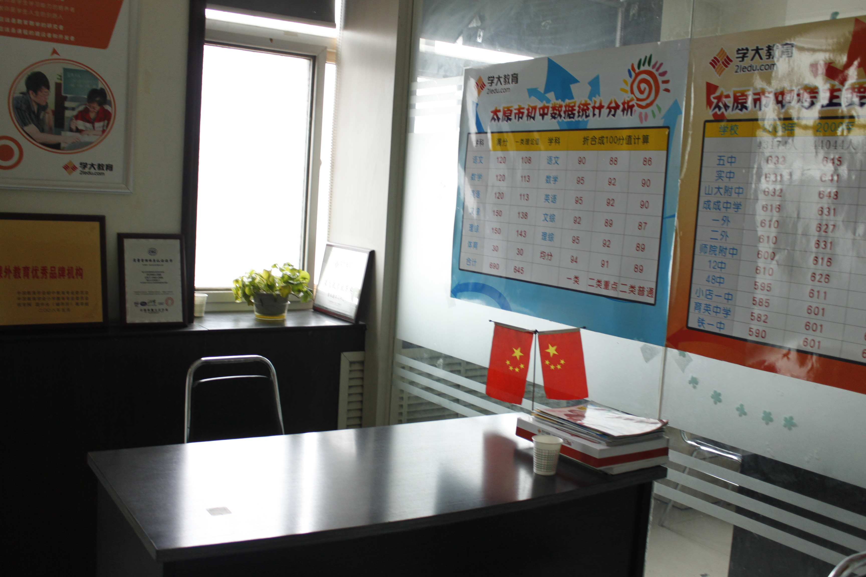 太原青年路学习中心-学习环境