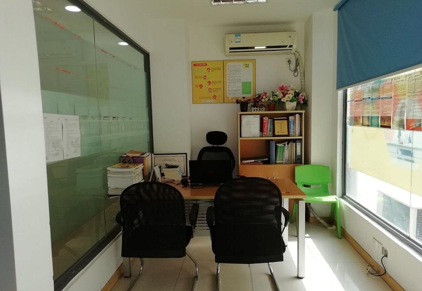 实验高中学习中心-学习环境