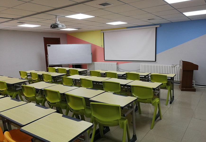 下关一中学习中心-学习环境