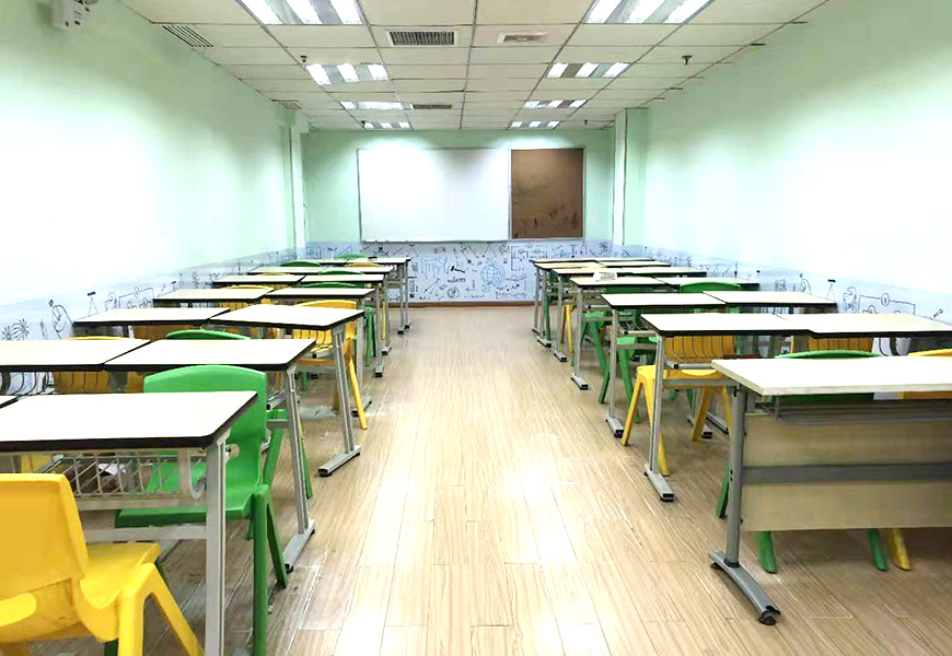 江宁学习中心-学习环境