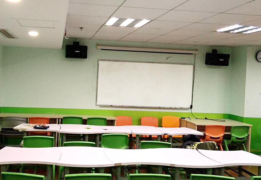 湖南路校区-学习环境