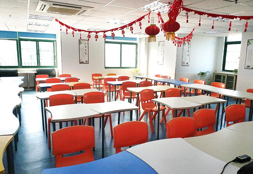南京河西学习中心-学习环境