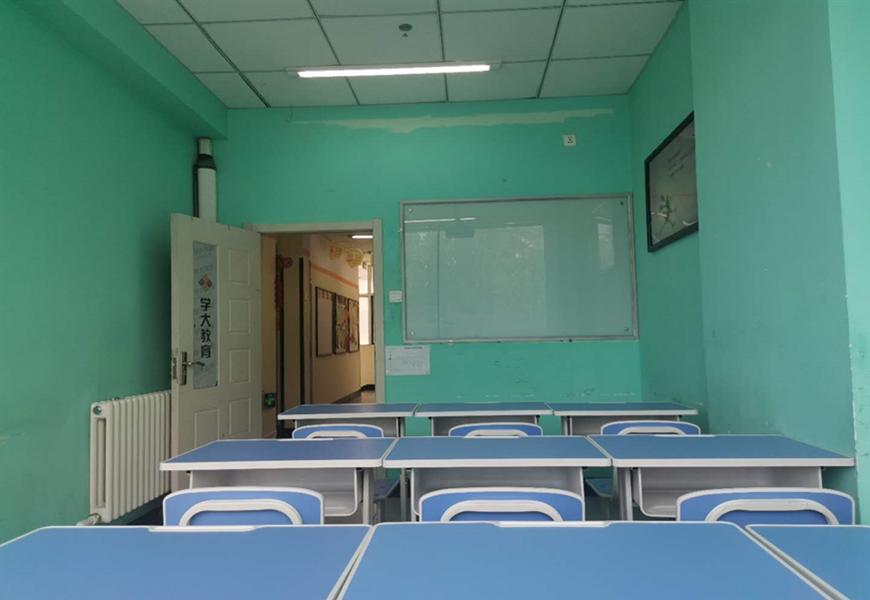 柳影路学习中心-学习环境