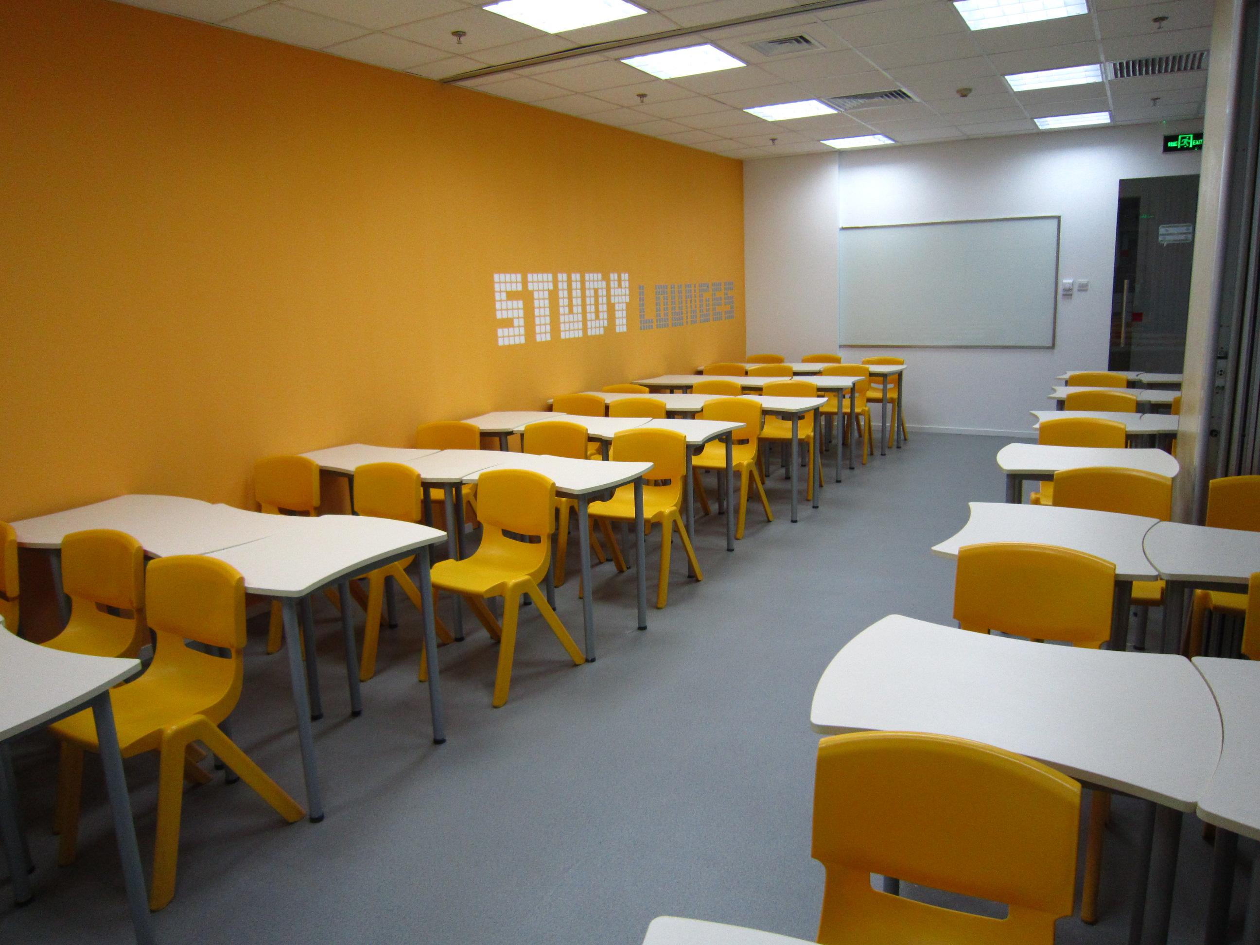 中關村學習中心-學習環境