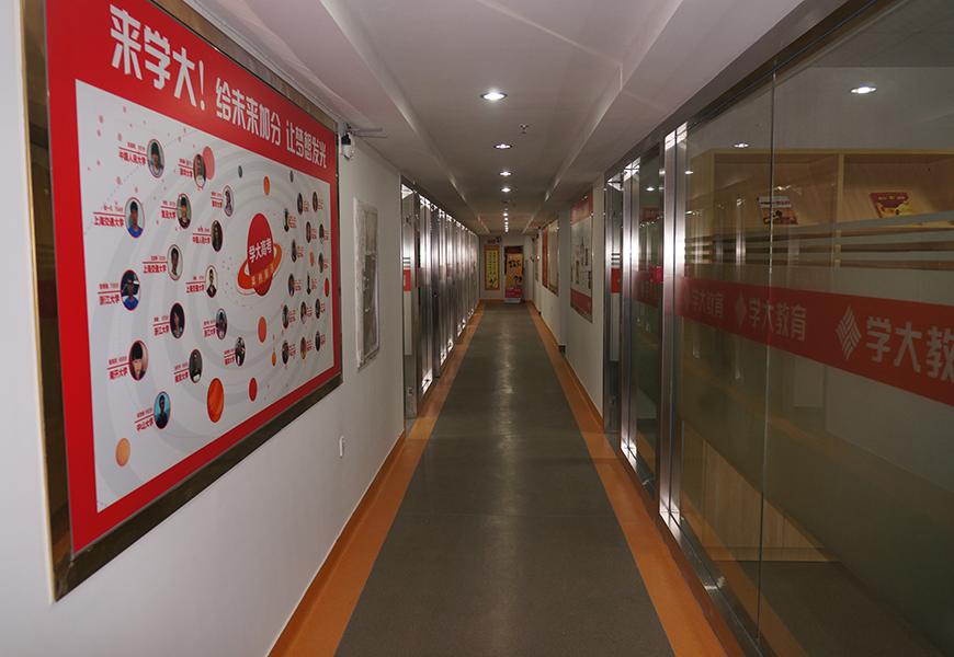 市桥学习中心-学习环境