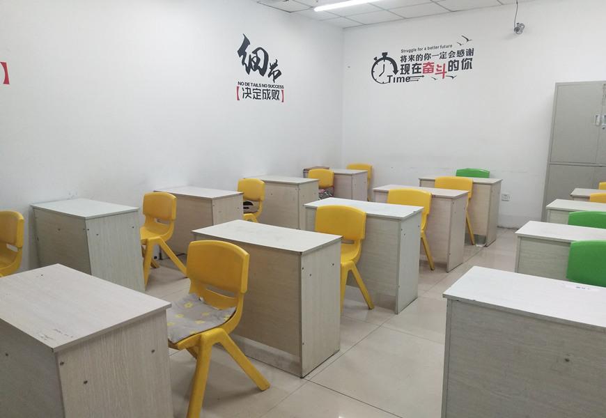 红旗街学习中心-学习环境