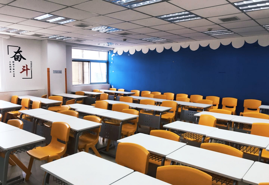 商洛学习中心-学习环境