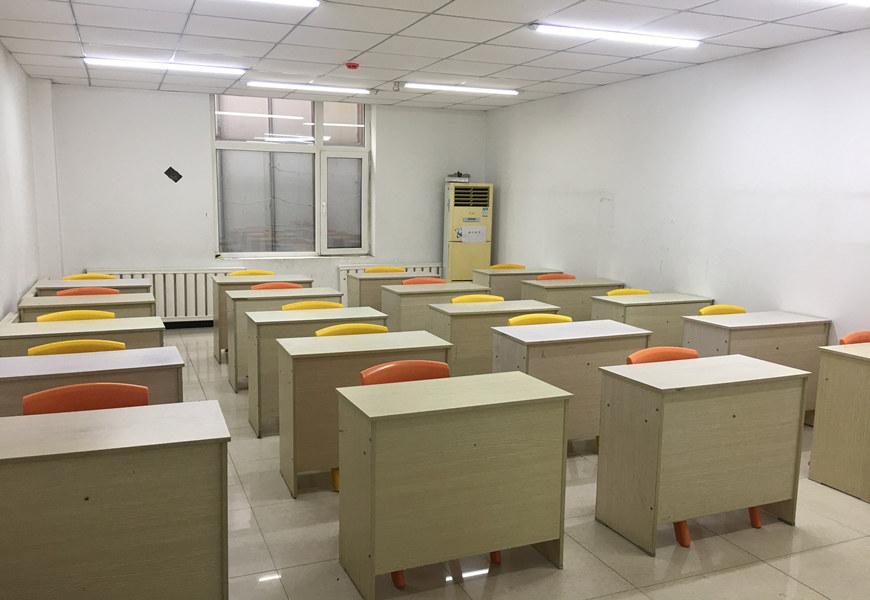 景阳广场学习中心-学习环境