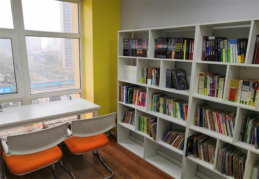 宝鸡高新学习中心-学习环境