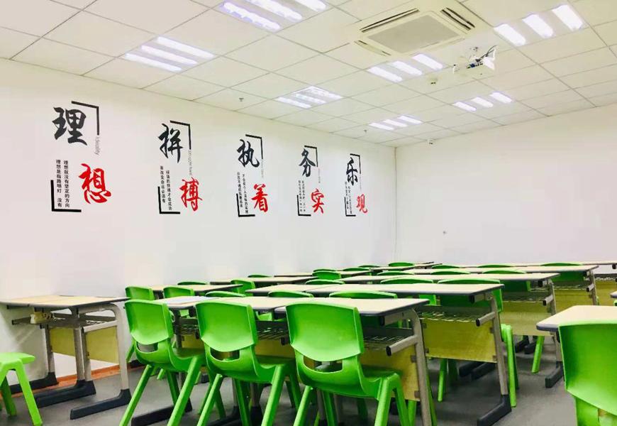 虹口足球场学习中心-学习环境