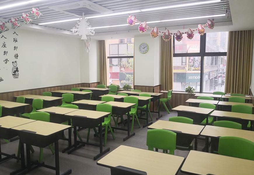 和平路学习中心-学习环境