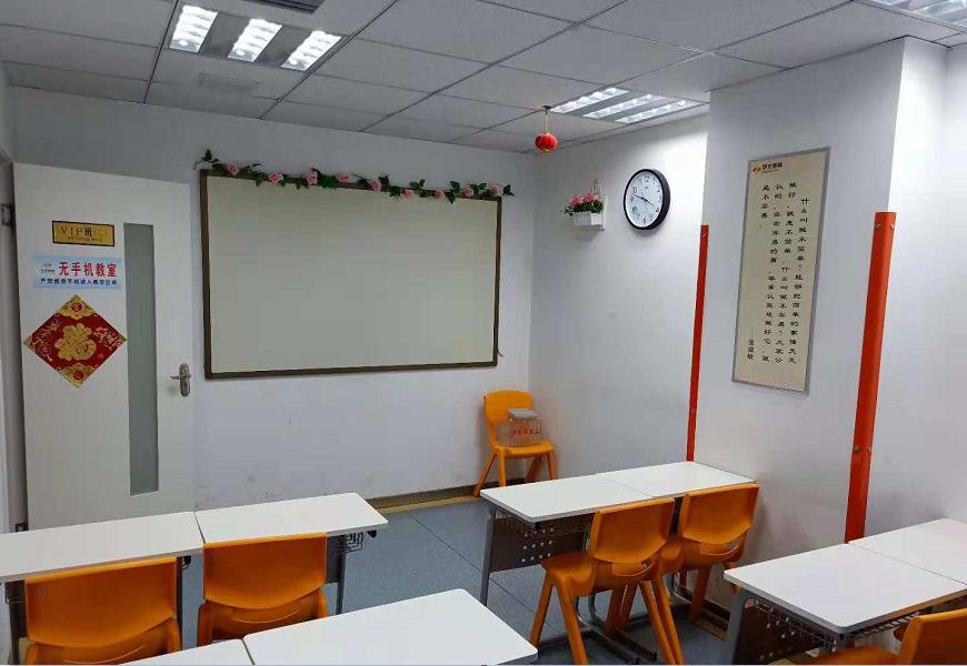 黄冈中学学习中心-学习环境
