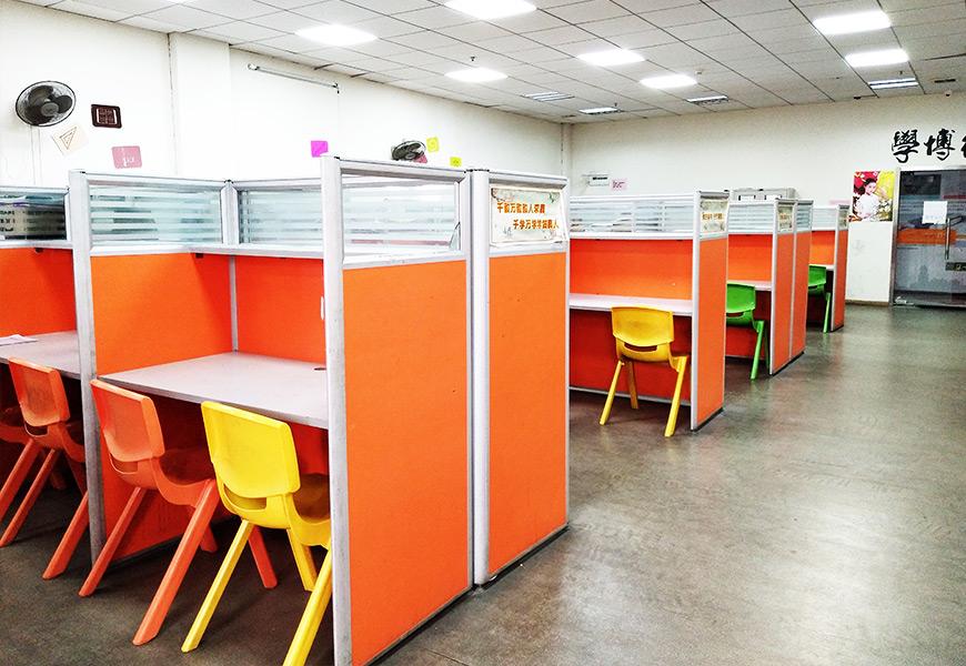 西湖学习中心-学习环境