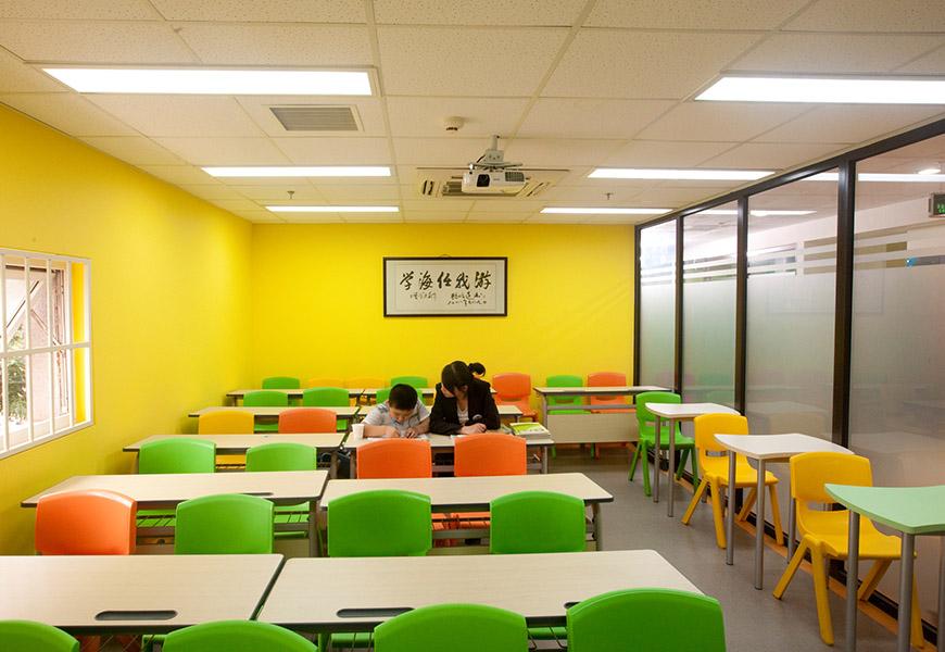 公主墳學習中心-學習環境