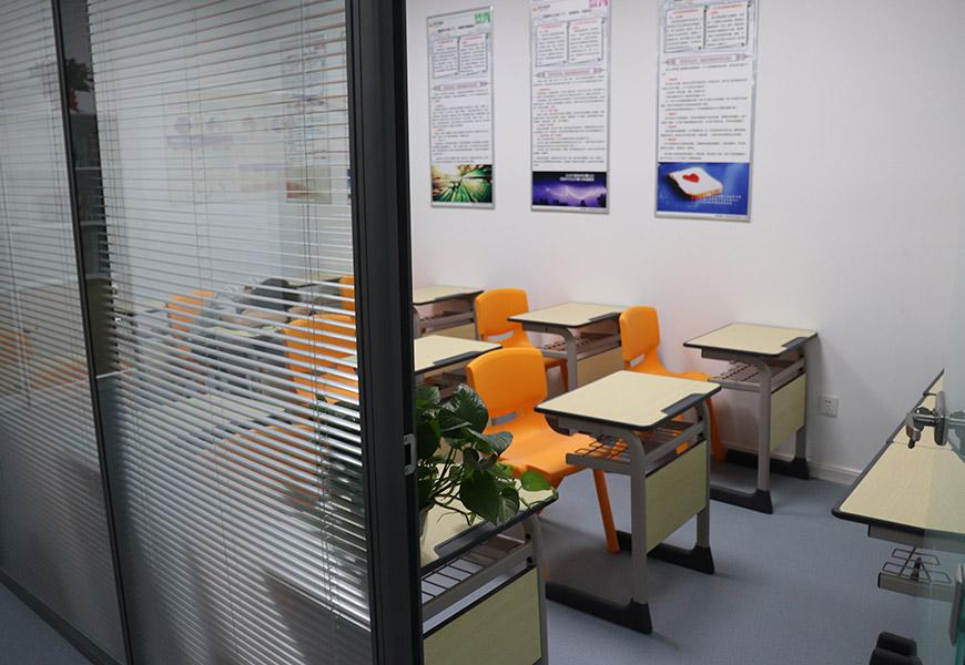 莱山学习中心-学习环境