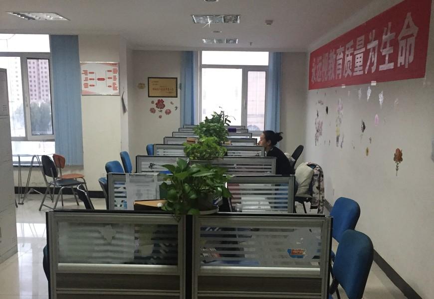 润宇学习中心-学习环境