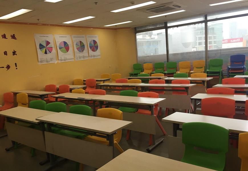 呼市万达学习中心-学习环境