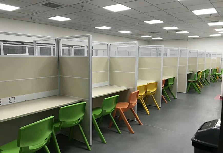 未来世界学习中心-学习环境