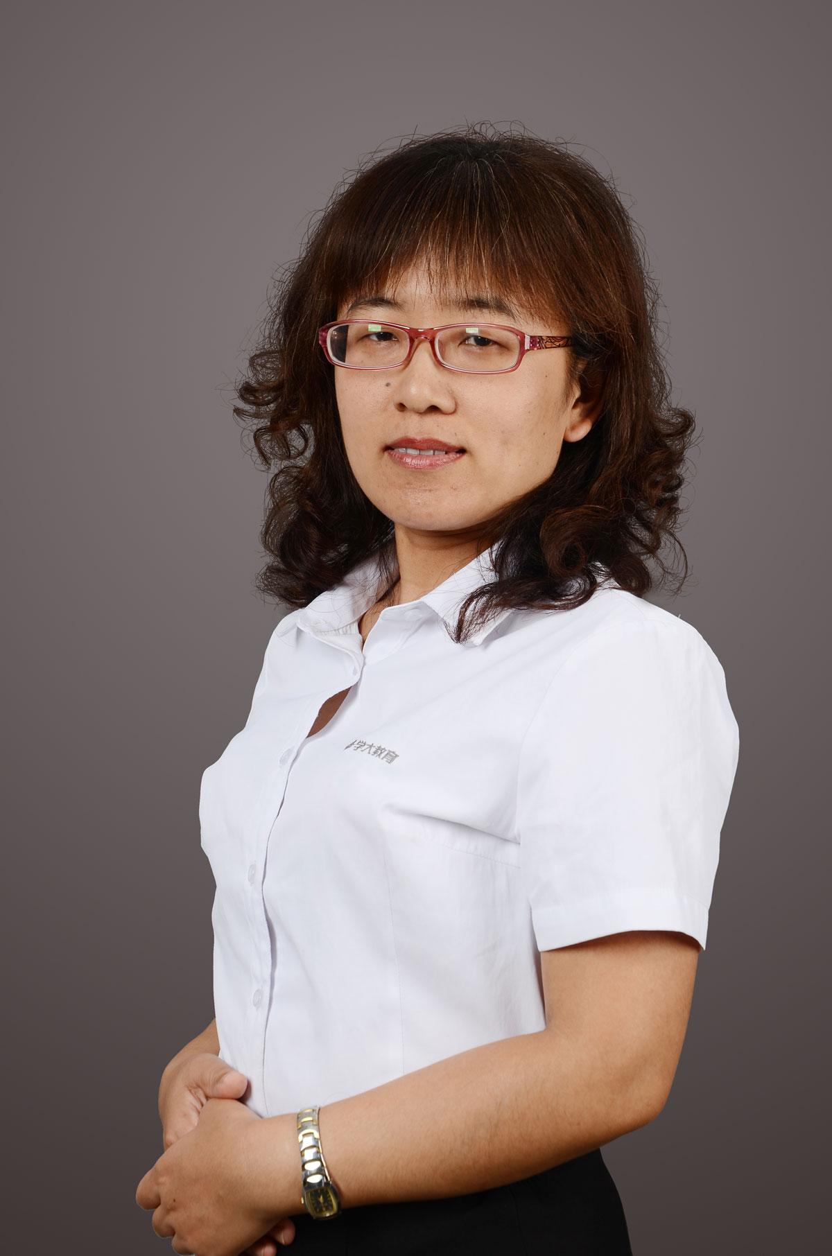 初中老师-初中英语老师_赵彦鹏