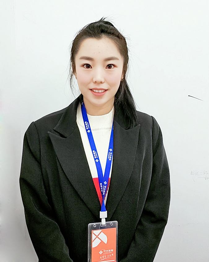 大庆高中英语教师庞丽丽