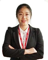 包头初中英语教师张玥