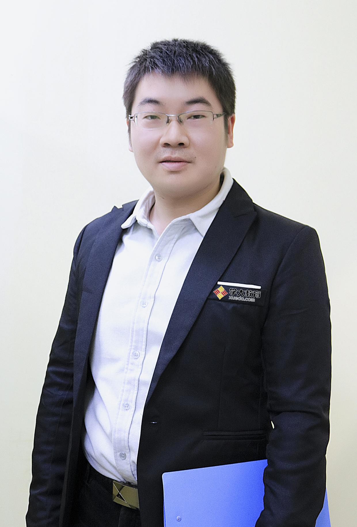 绍兴家教盛海峰老师
