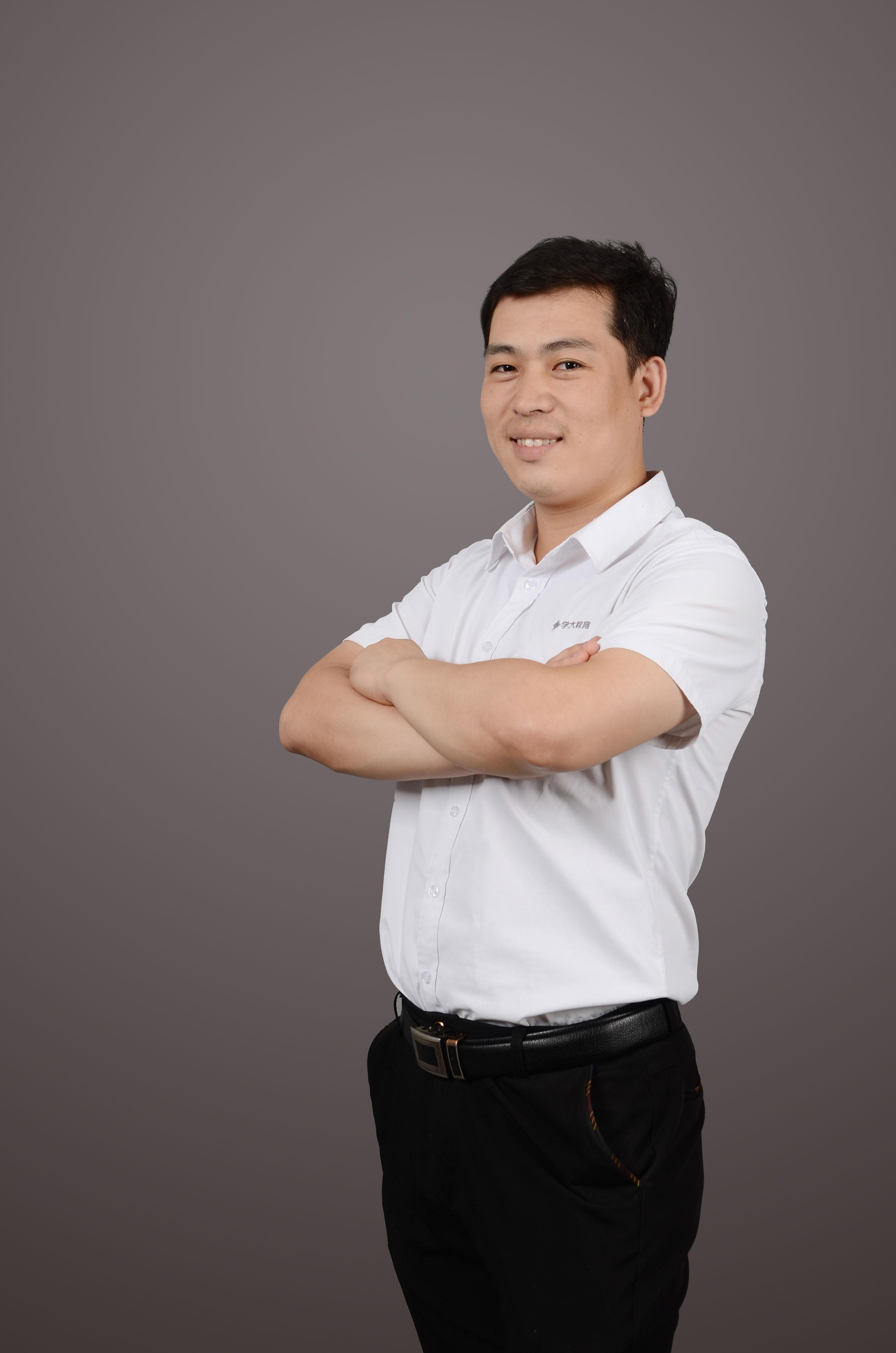 初中老师-初中英语老师_李鸿法