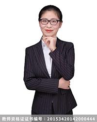 六安高中英语教师汪萍萍