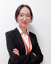 红河高中英语教师万春凤